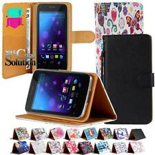 Flip Cover Stand Wallet Leather Case For Various Alcatel  Pixi 3/4 SmartPhones