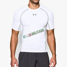 T-shirt Under Armour HeatGear Armour Compression Bianca