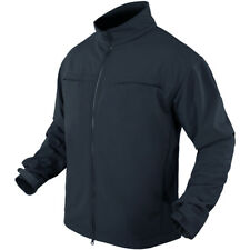 Condor Tactical Uomo Covert Giacca Soft Shell Lato Accesso Marines Ccw Blu Navy