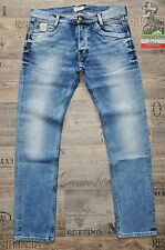 PEPE JEANS 73 SPIKE 32 33 34 36 38 L32 30 TAPERED NEW MENS SLIM STRETCH ICE BLUE