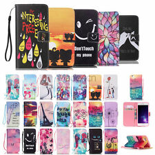 KT Strap Wallet Leather Case Cover For Apple iPhone 6 6S Plus 5C 5S 4S Touch 5 6