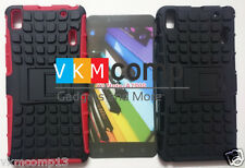 New Lenovo A7000/K3 Note Hard Armor Hybrid Rubber Bumper Stand Rugged Back Case