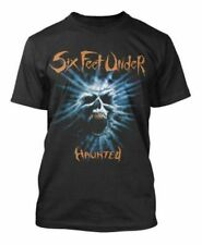 "Six Feet Under "" Haunted "" T-Shirt 105686 # """