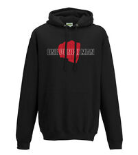 One Punch Man, Saitama inspired pullover hoodie for anime and manga fans