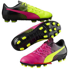 Scarpe calcio Puma evoPOWER 4.3 Tricks FG  EVO POWER 103586_01pink/yellow/black