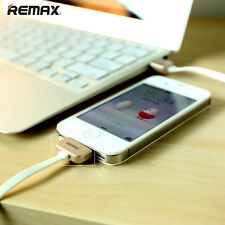 100% Original Branded Remax Charging Cable For Apple i4s and Iphone 4 Data Cable