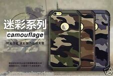 CamouFlage Leather ShockProoF Armor Cover Case For iPhone 4s 4g Back Cover Case