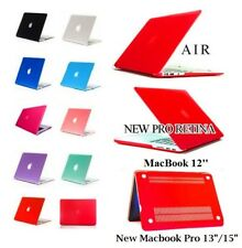 Ultra Clear Premium Hard Case Full Cover Shell for Apple MacBook/Air/Macbook Pro