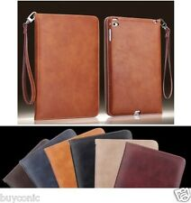 Business Class Luxury SLiM Leather Smart Case Cover For Apple iPAD 2 3 4 Case