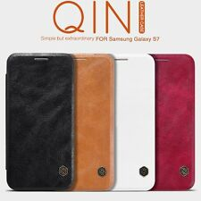 NILLKIN Qin Series Leather Case Flip Cover for Samsung Galaxy S7 G930 5.1 inches