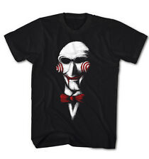 2e6a2c8e Saw Inspired Horror Movie Jigsaw Do You Want Play Game T Shirt ...