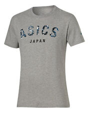 Asics Camou Logo Short Sleeve Top Herren T-Shirt