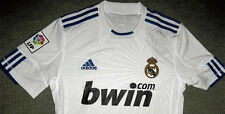 ADIDAS REAL MAILLOT OFFICIEL REAL PREMIÈRE MADRID 2011 (PVP DANS MAGASIN 79E)
