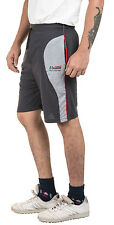 IBulls Dark Grey Designer Shorts,Half Pant,Bermuda,Capri For Casual Wear[ BD 3 ]