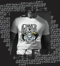 Deadly Snakes T Shirt by Fat Fish T Shirts Limited Edition 500 Prints 1015