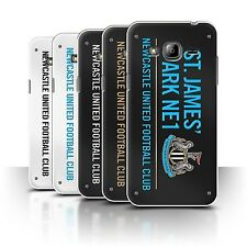 Official Newcastle United FC Case for Samsung Galaxy J3 /St James Park Sign