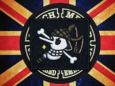 "COLLECTABLE COSPLAY ONE PIECE -  ""USOPP"" EMBROIDERED FLAG PATCH"