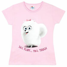 Girls The Secret Life of Pets T-Shirt | The Secret Life of Pets Top | Girls Tee