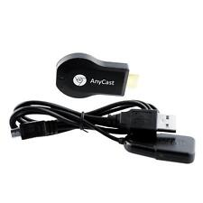 Hot AnyCast Miracast 1080P M2 Wifi HDMI Display Dongle Receiver DLNA TV