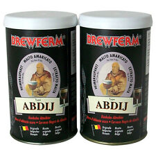 Brewferm Abbey Abdji Beer Kits DOUBLE - Home Brew Brewing