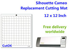 "12"" x 12"" CUTOK  sticky Silhouette Cameo Replacement Cutting Mat  Vinyl cutter"
