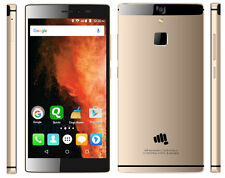 SECH COMBO of Tempered Glass Micromax Canvas 6 /EarPhone/Data cable/OTG