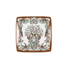 """`` VERSACE BY ROSENTHAL, GERMANY  """"ETOILES DE LA MER""""  CANAPE DISH, 4 3/4 INCH"""