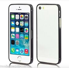 iPhone Bumper Case for 5 5S Ultra Thin Aluminium Metal Frame Screw less Design