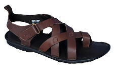 MARDI GRAS BRAND MENS BROWN CASUAL SANDAL 5662