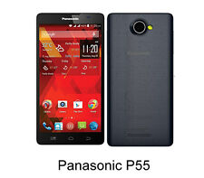 SECH COMBO of Tempered Glass Panasonic P55/EarPhone/Data cable/OTG