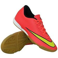 FW14 NIKE SCARPINI MERCURIAL VORTEX II IC SCARPINO SALA INDOOR SHOES 651648 690