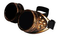 Cyber Steampunk Glasses Sunglasses Welding Goth Cosplay Retro Vintage Rustic