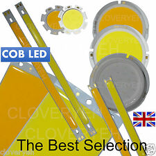 3W 5W 10W Super Bright Round COB LED SMD Chip Bulb Light accent PCB Chips
