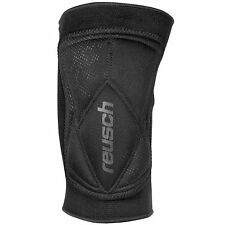 Reusch Active Mens Goalkeeper Knee Protector Sleeve Black