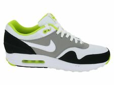 New 100% Authentic NIKE AIR MAX 1 ESSENTIAL White Running Trainers 537383 110