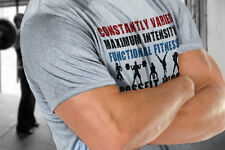 Maximum Intensity Functional Fitness Crossfit Workout  T-Shirt Ideal Gift