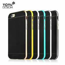 Apple iPhone 6 TOTU Design Evoque TPU+PC Slim Protective Back Cover - iPhone 6
