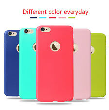 Rich Bright Candy Colours Ultra Thin Silicon Case Apple iPhone 6/6s