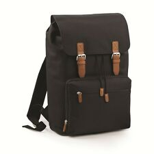 BagBase Vintage Laptop Backpack 1er Pack