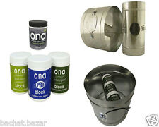 HYDROPONICS-ONA INLINE DUCT DISPENSER/AIR FILTRATION/ONA BLOCKS/NEUTRALISATION