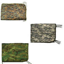 ACU Woodland Digital Camo Army Hunting GI Type Warm Quilted Blanket Poncho Liner