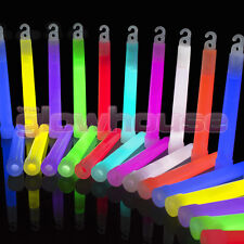 Glow Sticks 6 Inch Premium Glowhouse Brand Wholesale Free Delivery UK Seller