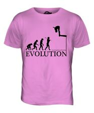 DIVING EVOLUTION OF MAN MENS T-SHIRT TEE TOP GIFT DIVER SCUBA