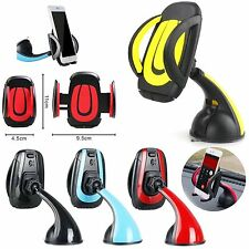 360° Car Holder Windscreen Mount Cradle Stand For Various iPhone Models : f8