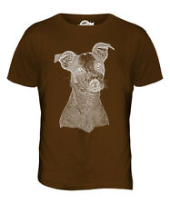 JACK RUSSELL TERRIER SKETCH MENS PRINTED T-SHIRT TOP GREAT GIFT FOR DOG LOVER