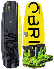 OBRIEN FORMAT IMPACT 137 2015 inkl. RONIX FRANK Boots Wakeboard Set inkl.
