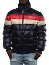 CRUST VAL D'ISERE 70' NI NAVY/ROSSO/PANNA Giacca invernale piumino Uomo