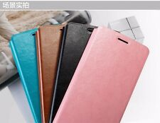 Original Luxury Leather Protective Case Flip Cover Case For OnePlus 3 Three