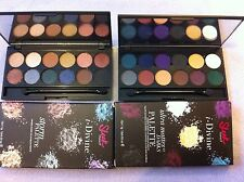 SLEEK i-DIVINE EYESHADOW PALETTE 12X 1.1G STORM OR ULTRA MATTES V2 DARKS CHOOSE