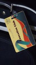 Novelty British Airways Club  Class gold   Luggage tag   Crew  ,Airplane
